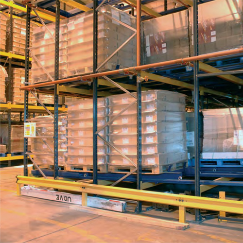 Pallet Live Warehouse racking