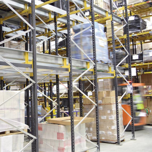 Warehouse Shuttle Racking